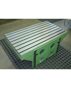Feststehender Winkeltisch für Deckel FP4CC- 4CCT Fräsmaschine