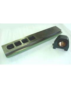 Gegenhalter + Gegenlager FP1 ab Bj.78, M16 für Deckel fräsmaschine