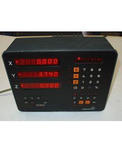 TNC113 im Austausch, (Exchange-Service) Digitalanzeige von Heidenhain