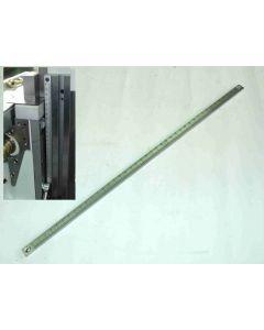 Grobmaßstab Z- Achse für Deckel FP2 Fräsmaschine