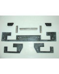 Abstreifer Komplettsatz f. Deckel Fräsmaschine FP4  2700-