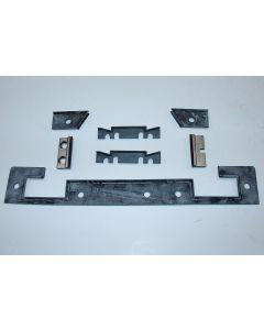Abstreifer Komplettsatz Deckel Fräsmaschine FP2/FP3 Aktiv