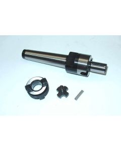 Kombiaufsteckdorn MK2 D13 z.B. für Deckel Fräsmaschine