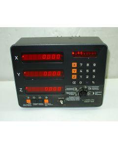 Positip VRZ 759 im Austausch (Exchange-service), Digitalanzeige von Heidenhain