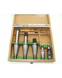 Wohlhaupter Innenausdrehwerkzeug SK40 S20x2 D27 z.B. für Deckel Fräsmaschine