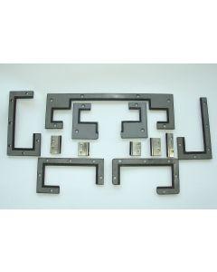 Abstreifer Komplettsatz für Deckel Fräsmaschine FP50CC 2813