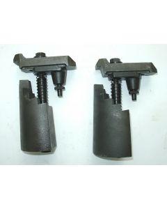 Stufenpratzen 12mm 135 - 195 neuwertig z.B. Deckel Fräsmaschine