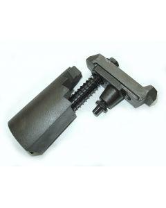 Stufenpratze 12mm 135 - 195 gebr. z.B. Deckel Fräsmaschine
