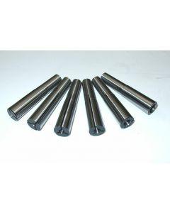 Spannzangensatz MK1 2-8 z.B. für für Deckel Fräsmaschine