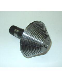 Stufenspannzange 386 E gebr. Aussenspannen 43-98mm für Weiler Drehmaschine