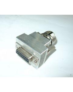 Adapter Signalreduzierung gebr. Buchse 9 pol. Stecker Sub-D f Heidenhain Maßstab