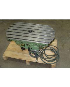 Universaltisch gebr. für Deckel FP3A/4A, 3NC/4NC Fräsmaschine