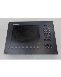 TFT Monitor BFT 121G,  326206-04 im Austausch (Exchange) von Heidenhain