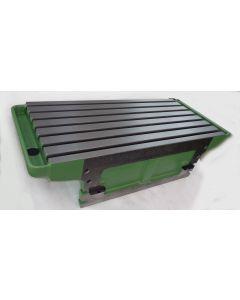 Feststehender Winkeltisch 2210-0186 überholt für Deckel FP2 Fräsmaschine