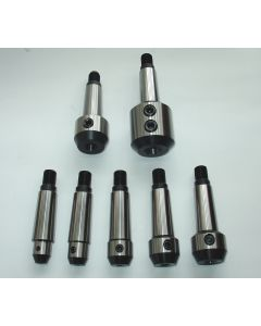 7 Flächenspannfutter MK4 S20x2 D6,8,10,12,16,20,25 z.B. für Deckel Fräsmaschine.