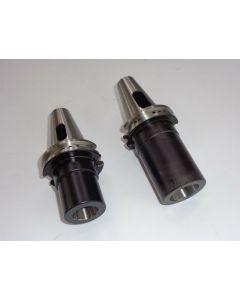 2 Kegelreduzierhülsen MK3,4 SK40 DIN69871 Deckel Fräsmaschine