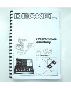 Programmieranleitung Deckel FP2A 2819 Contour 3