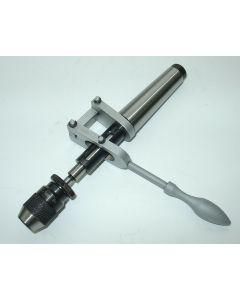 Feinbohrhilfe MK3 D0,2-3mm für Drehmaschinen