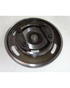 Drehplatte für Schraubstock Allmatic 100 gebr. z.B.für Deckel Fräsmaschine
