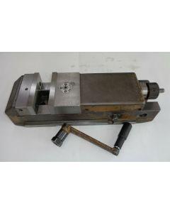 Maschinen - Schraubstock 125mm Gressel gebr. z.B. für Deckel Fräsmaschine