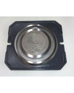 Drehplatte für Hydraulik Schraubstock Hilma mit 160 mm Backenbreite