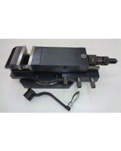 Hydraulik Schraubstock 110mm Röhm z.B. für Deckel Fräsmaschine