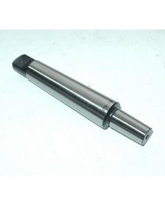 Bohrfutteraufnahme MK2 B12 z.B. für Deckel Fräsmaschine DIN 228 B
