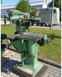 Deckel Gravier, Kopier Fräsmaschine GK21 Nr.7461 Bj.69