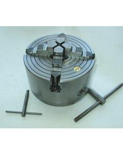 Kombi-Vierbackenfutter neuwertig D200 mm K6 z.B. Weiler Drehmaschine