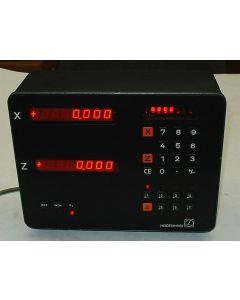 2 Achsen Zähler VRZ 733 B Digitalanzeige von Heidenhain