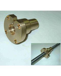 X-Achse Spindelmutter 2203-2219 für Deckel FP4M / MK Fräsmaschine