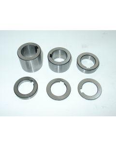 Fräsdorn Zwischenring Satz 2-30mm für D22 NEU für Deckel Fräsmaschine