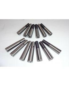 Direktspannzangensatz gebr. MK1 D0,5-6,5mm z.B. für Deckel Fräsmaschine