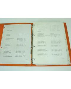 Elektrische Unterlagen  Deckel Fräsmaschine FP42NC Dialog3