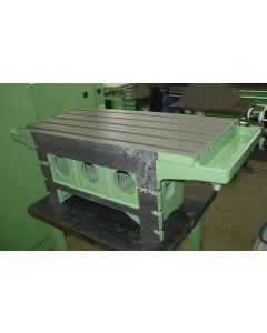 Feststehender Winkeltisch für Deckel FP4 Fräsmaschine