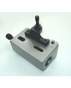 MULTIFIX Bohrstangenhalter D1 MK5 gebr. für Drehmaschinen