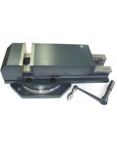 Hydraulik Schraubstock 200mm Hilma z.B. für Deckel Fräsmaschine