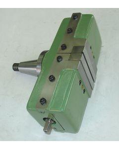 Zweibackenfutter SK40 für Macmon Fräsmaschine