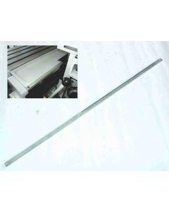 Grobmaßstab X- Achse bis Bj.83 für Deckel FP1 Fräsmaschine