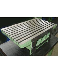 Feststehender Winkeltisch für Deckel FP3A Fräsmaschine