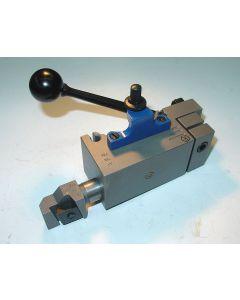 MULTIFIX A Schnellwechsel-Rückzughalter AFE/außen NEU für Drehmaschine