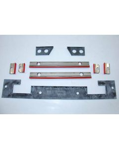 Abstreifer Komplettsatz für Deckel Fräsmaschine  FP41/FP42NC