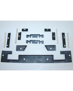 Abstreifer Komplettsatz Deckel Fräsmaschine FP3L Aktiv