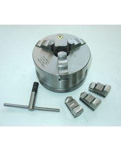 Dreibackenfutter D 140 mm MK4 für Deckel Fräsmaschine