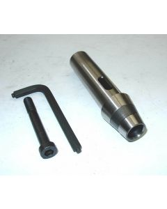 1 verlängerte Kegelreduzierhülse MK2 L45 NEU f. Deckel KF12 / 2