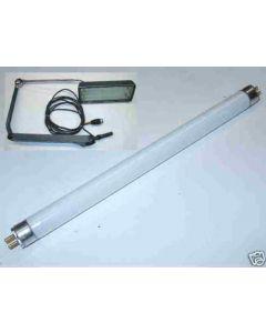 Leuchtstoffröhre 24 V / 230 V z. B. Deckel Fräsmaschine