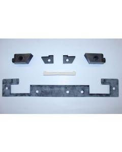 Abstreifer Komplettsatz abBj. 67 bis Bj. 74 für Deckel Fräsmaschine FP2