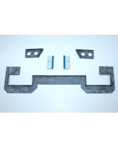 Abstreifer Komplettsatz f. Deckel Fräsmaschine FP4M /MA