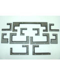 Abstreifer Komplettsatz für Deckel Fräsmaschine FP5CC 2822