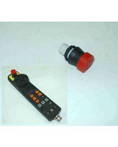 Not-Aus Druckknopf für Handrad HR410 von Heidenhain